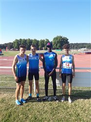 Finale Nationale des pointes d'Or - Relais 800-200-200-800